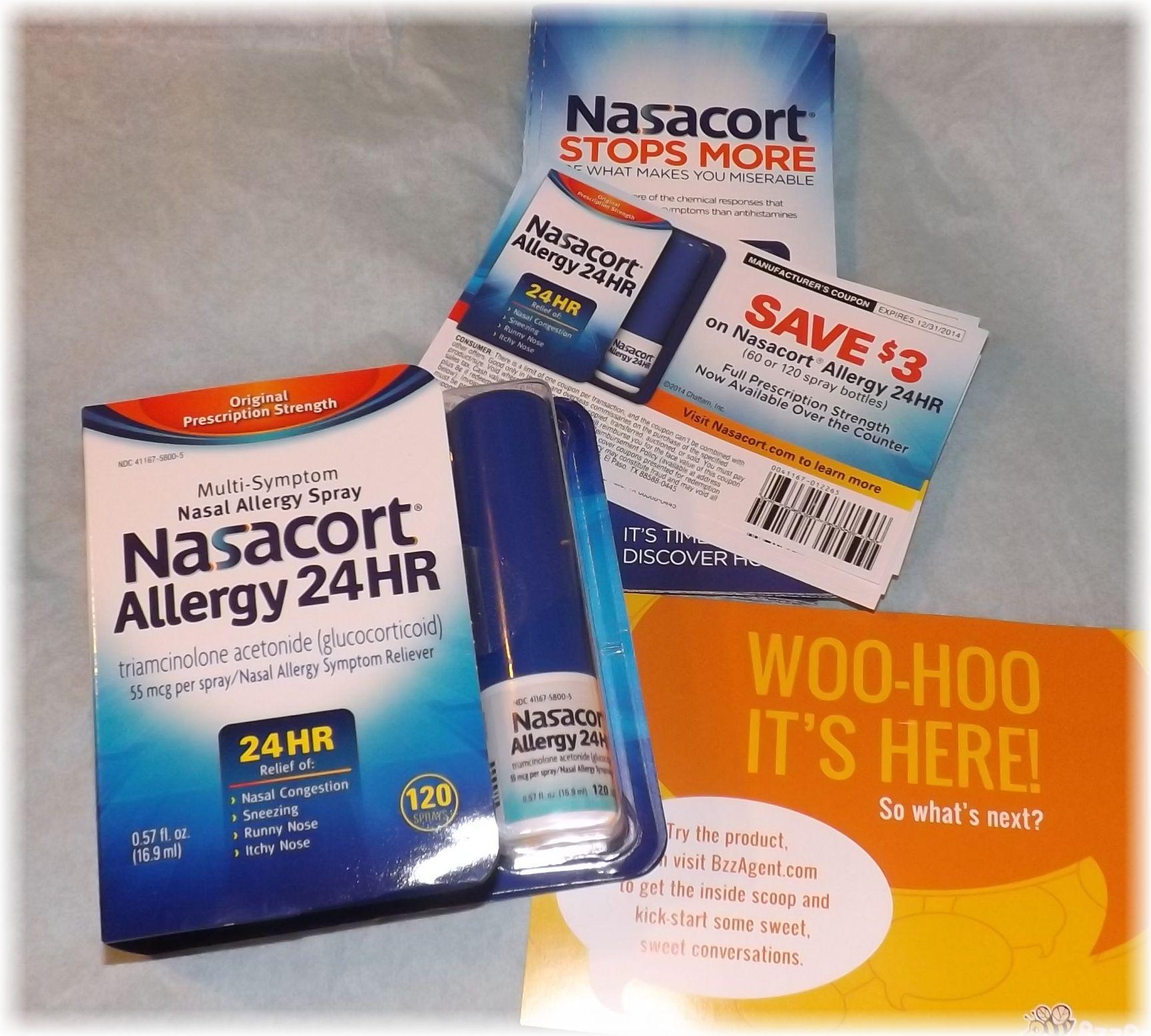 triamcinolone acetonide nasal spray otc