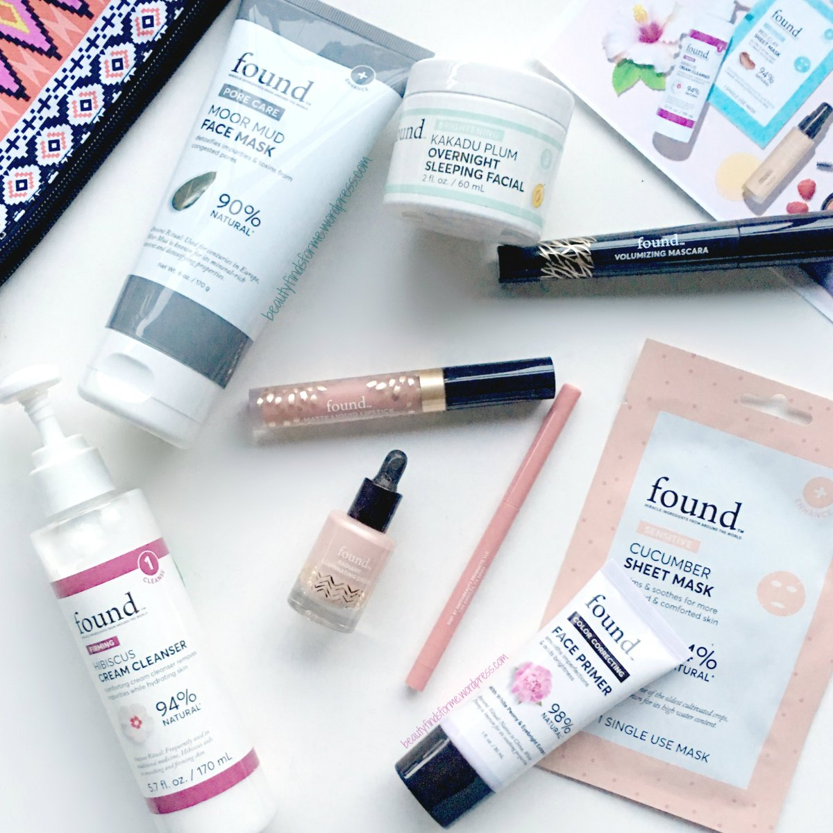 Discover Found Affordable Skincare Amp Makeup Initial