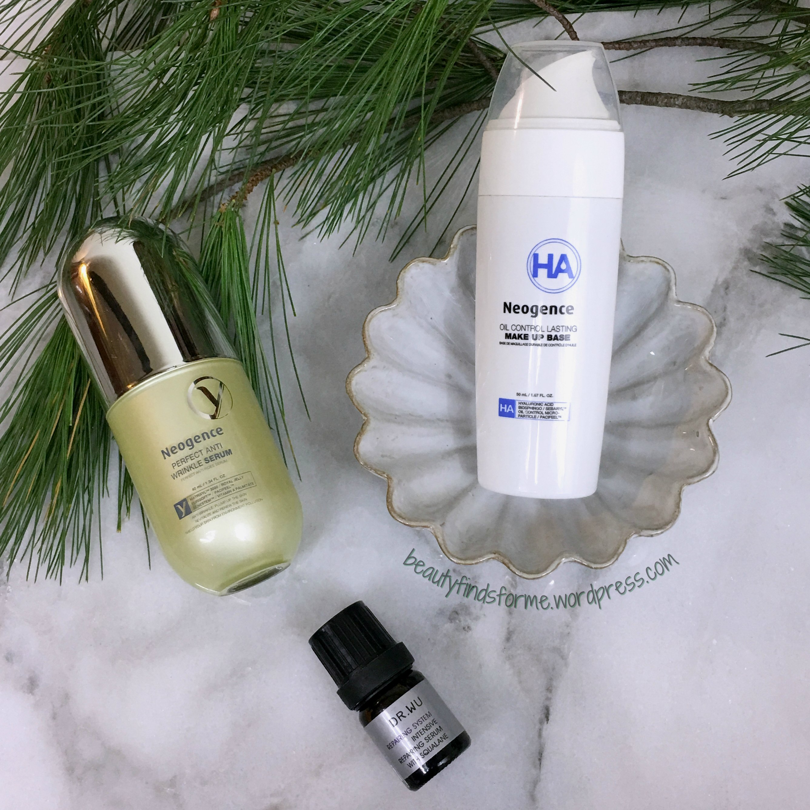 Fighting Age and Oil with Neogence ~ Perfect Anti Wrinkle