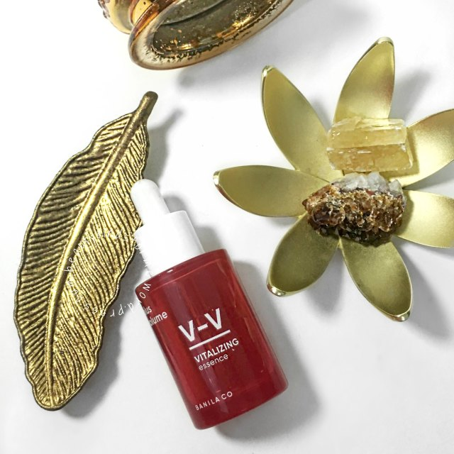 Banila Co. V-V Vitalizing Essence Review + Promo Code – Unboxing Beauty