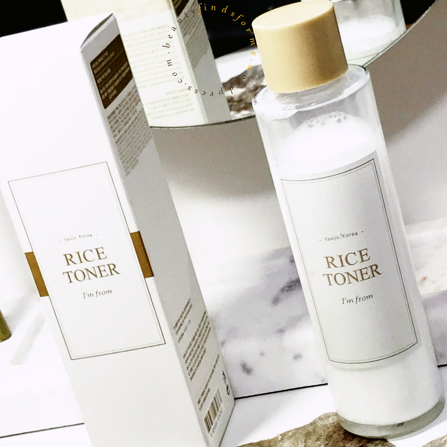 I m From Rice Toner Review – Unboxing Beauty
